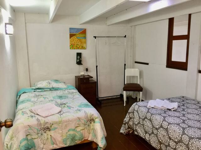 Friendly Room Libertad (Cama doble)