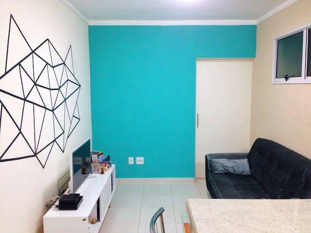 Pertinho da USP - São Carlos - Apartment