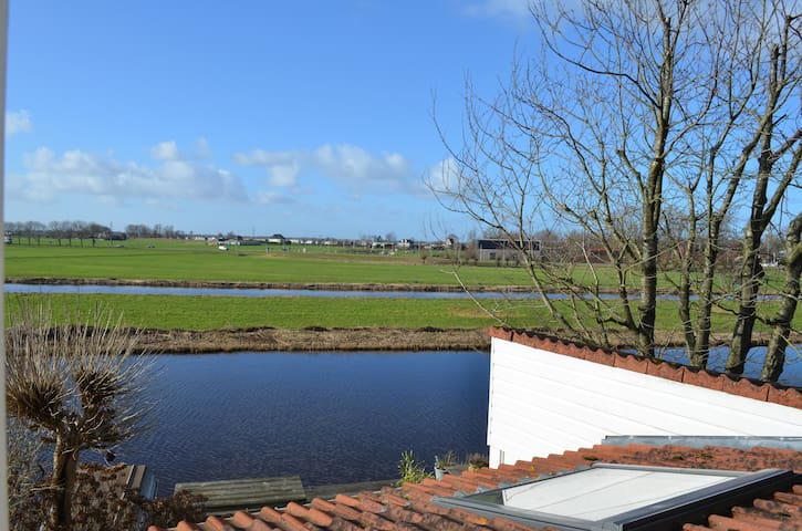 Broek in Waterland near Amsterdam