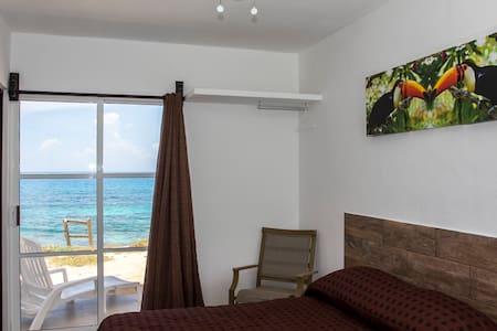 Delia´s house (habitacion sencilla  planta baja ) - Isla Mujeres
