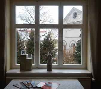 Maisonette in großem alten Bauernhaus - Hansestadt Havelberg