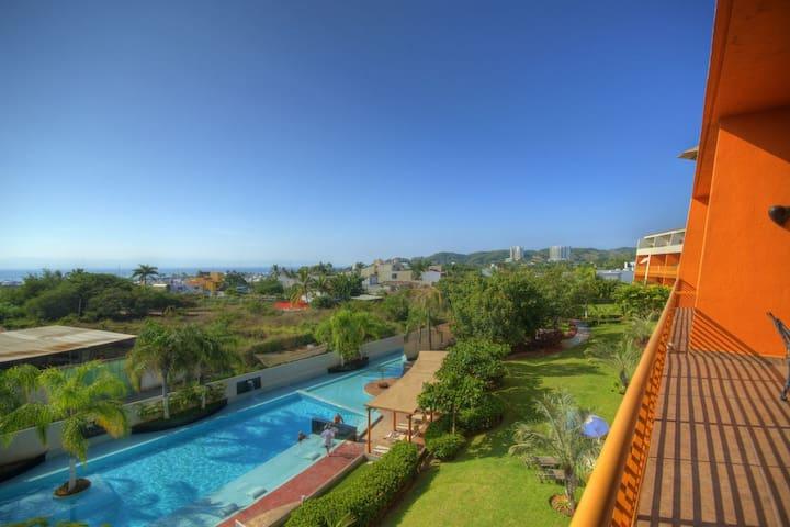 Luxury Ocean View Apartment La Joya 312