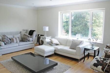 Double Room with Private bathroom - Burgess Hill - Apartamento