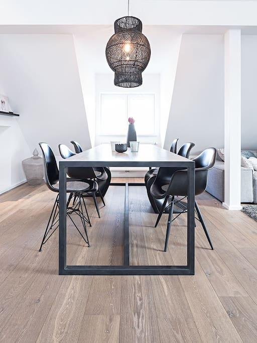 entire amazing designer rooftop appartment lofts zur miete in starnberg bayern deutschland. Black Bedroom Furniture Sets. Home Design Ideas