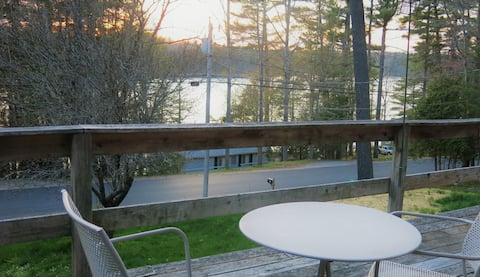 Home With a View & Water Access, Edgecomb