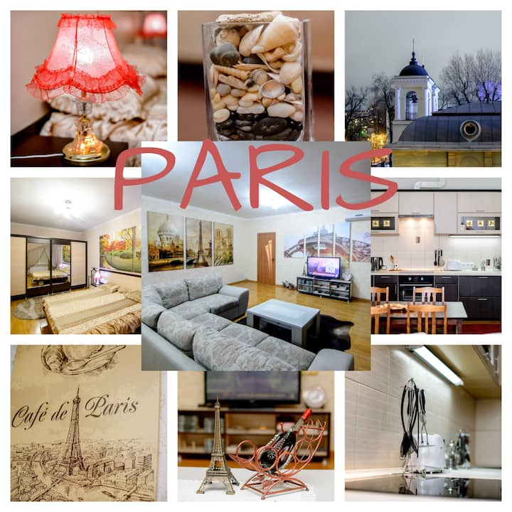 Paris in the Heart of Chisinau