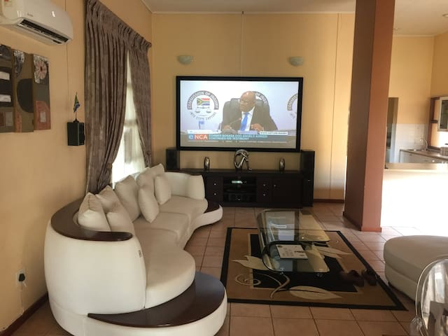 Affordable luxury for your family or corporate