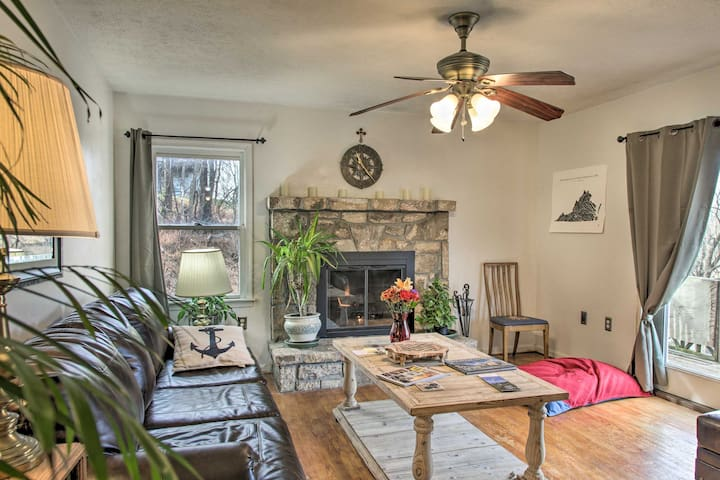 NEW! Pet-Friendly Home in Heart of Wine Country!