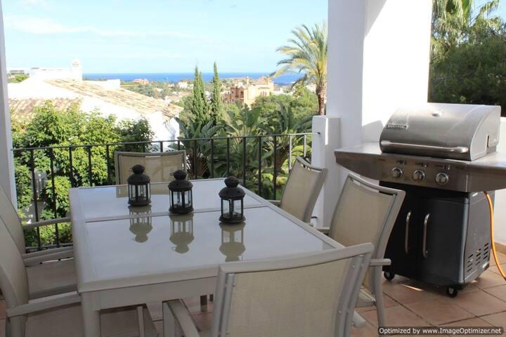 2 Bedroom Apt La Quinta R 201 - Marbelha - Apartamento