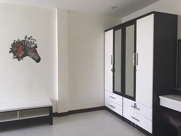 Studio newly built near Suwannabhum Airport