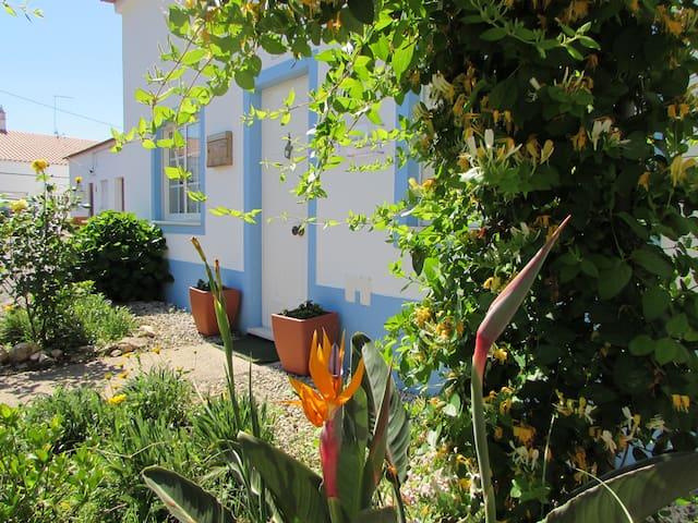 Casas de Sabóia B&B - Quarto duplo