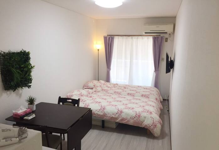 *New room Comfy&Quiet* 1 stop from Shinjuku