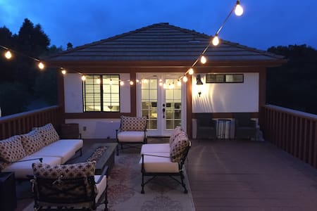 Beautiful Malibu Mts Guest House - Calabasas - Maison