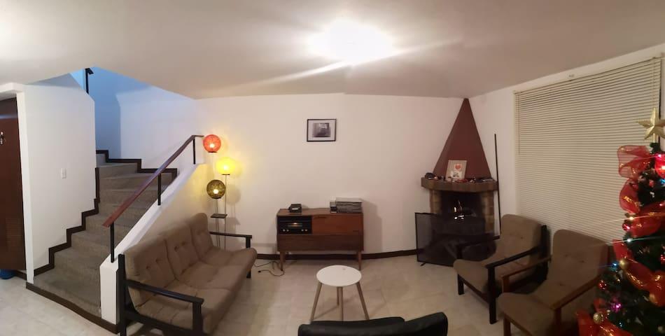 Acogedor alojamiento familiar en centro histórico.