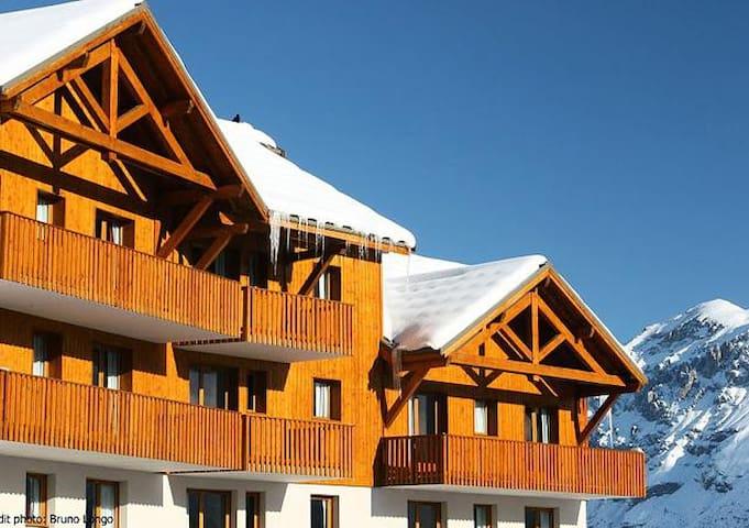 Hautes Alpes - Appartement 3 pièces 6 pers (A32)