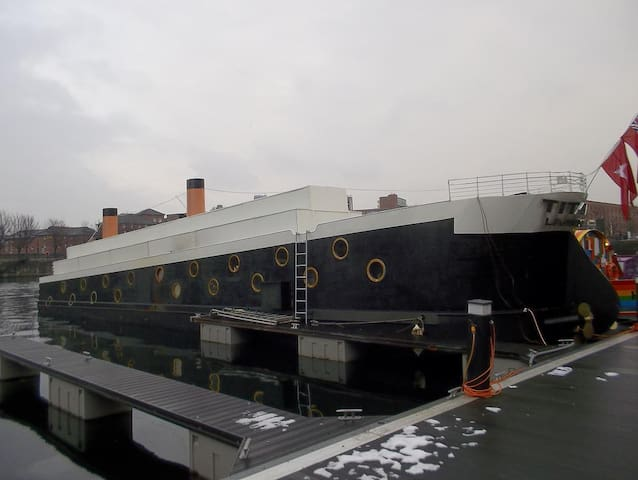 The Titanic Boat Liverpool