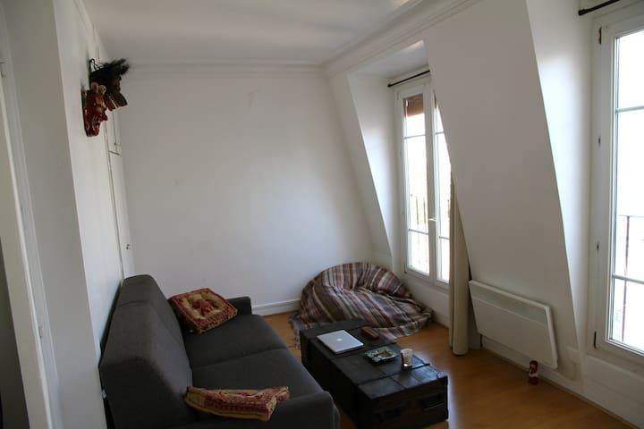 A cosy living room