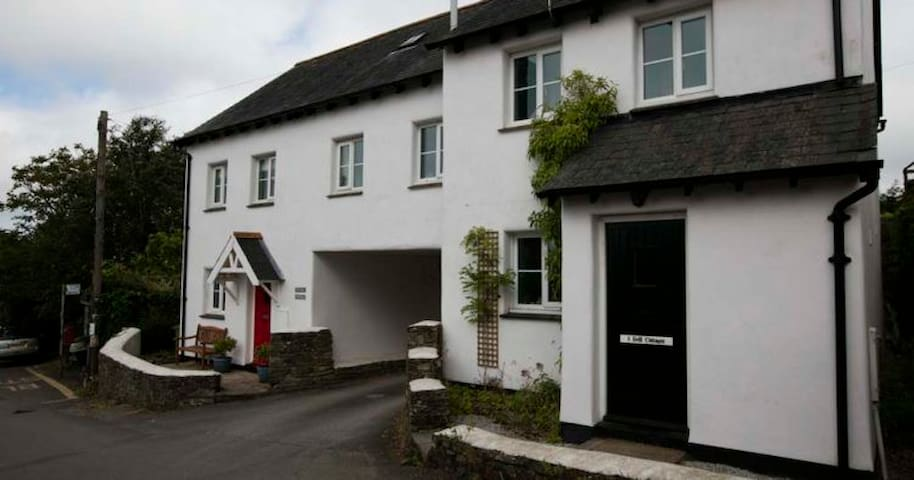 Bell Cottage, Dittisham - Dartmouth - House