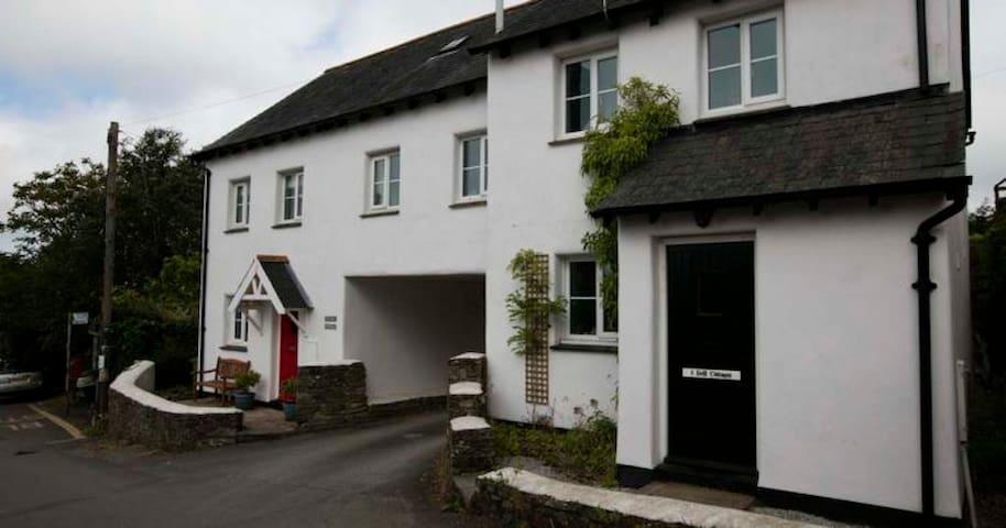 Bell Cottage, Dittisham - Dartmouth - Casa