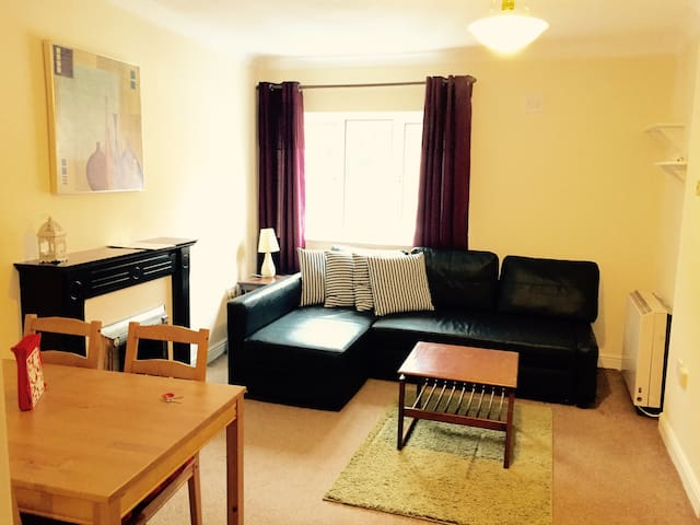 City  Apt w/Parking! Luas/Guinness! SELF-CHECK IN! - Dublin - Appartement