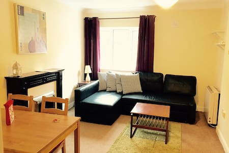 City  Apt w/Parking! Luas/Guinness! SELF-CHECK IN! - Dublin - Lejlighed