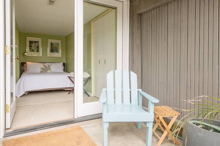 Private North Beach Ocean View Room