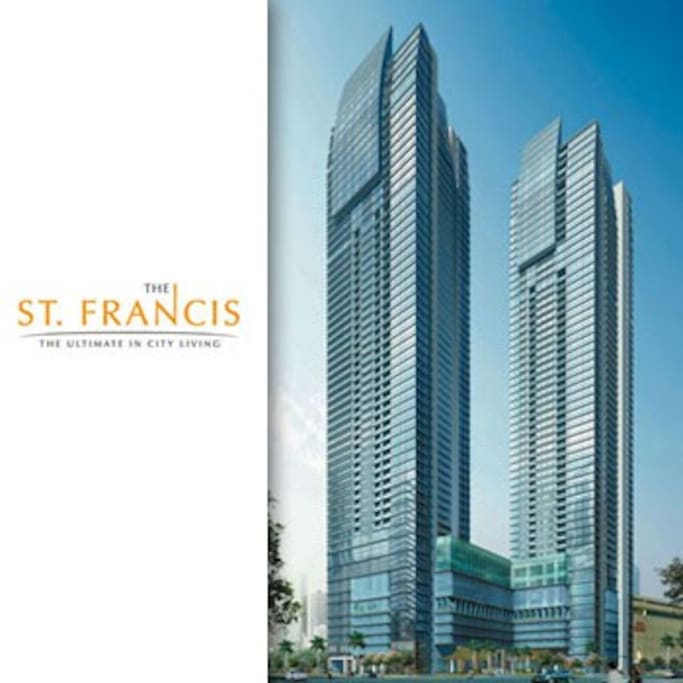 Some of the tallest most prestigious towers in Manila