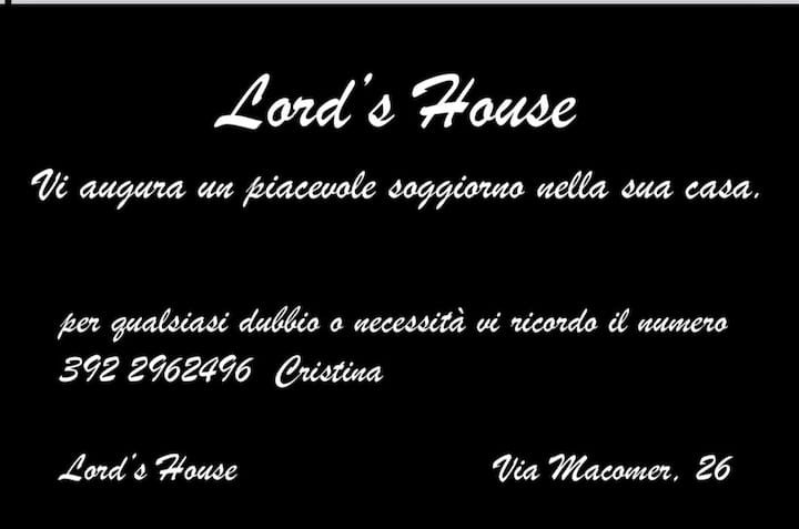 Lord's House