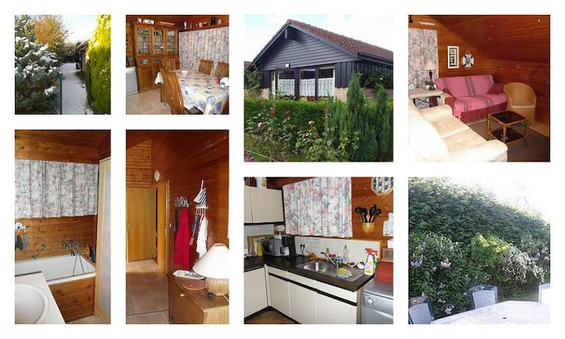 Bungalow tout confort  5/7 pers. - Middelkerke - House