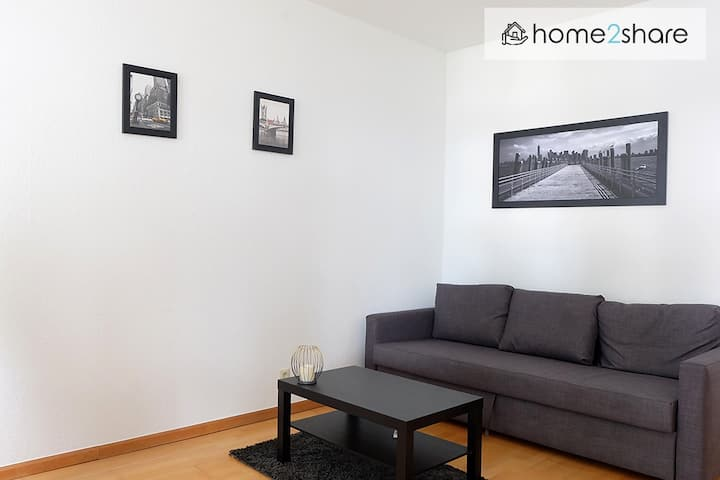 2-room holiday flat in the Residenz am Kurpark