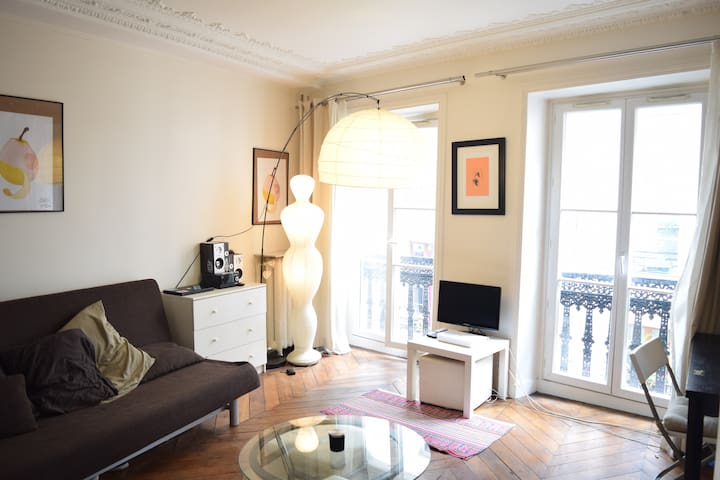 Amazing apartment close to Louvre / Tuileries - París