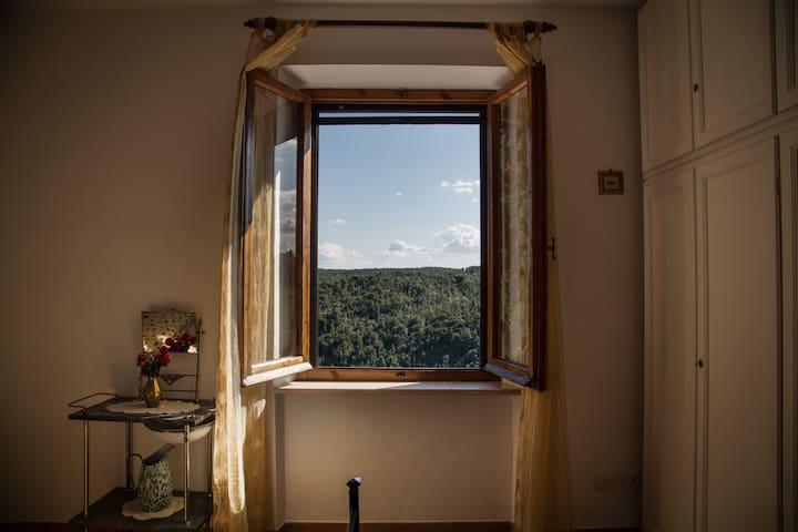 bilocale indipendente in casale  - Casenovole - Apartment