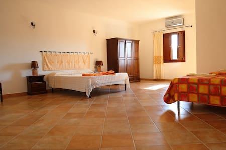 Special room in Sardinia - Berchiddeddu