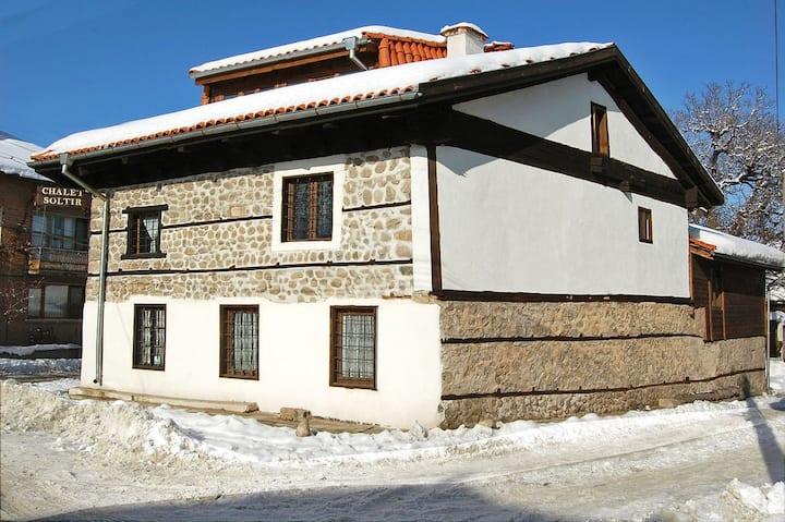 Chalet Soltir self catered house