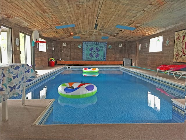Premium Indoor Pool Home