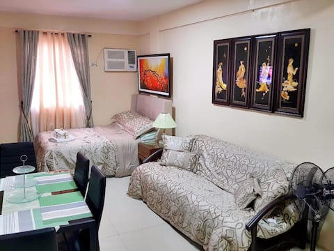 Private Stylish Fully Furnished Makati Studio Unit