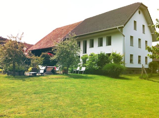 """""""Maison Coeur"""" Haus des Herzens - Reinach - ที่พักพร้อมอาหารเช้า"""