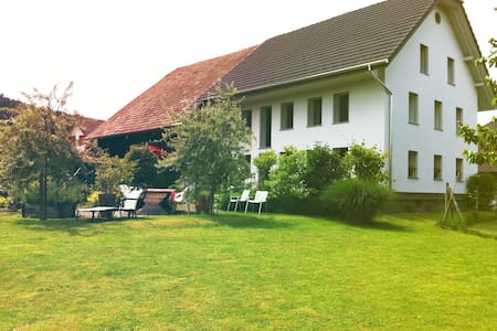 """""""Maison Coeur"""" Haus des Herzens - Reinach"""