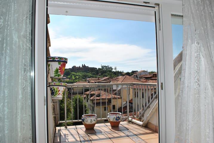 Apartamento, 1 hab. con terrazas - コミージャス - アパート
