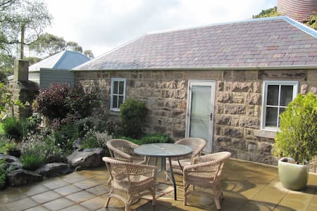 Rural Sunnyside Cottage, with views - Newham - 独立屋