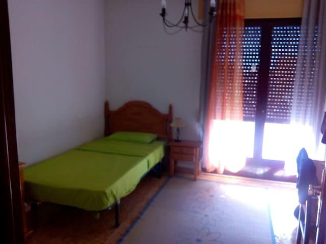 Habitación SONORAMA 2017 - Aranda de Duero - Apartamento