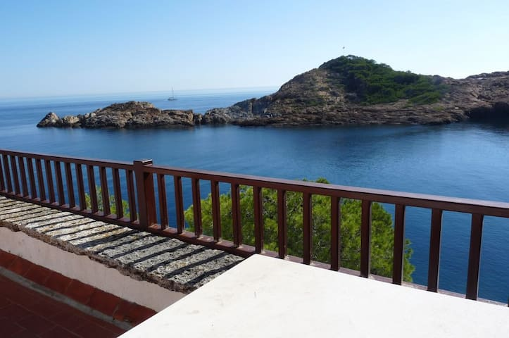Best terrace of Costa Brava
