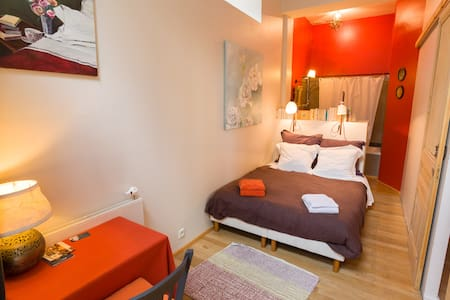 quiet room in Lyon croix rousse  - Lione