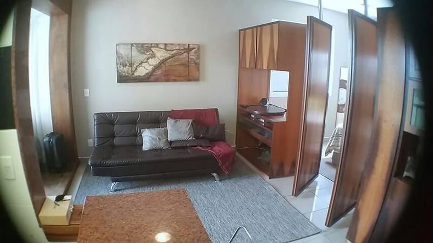 Apartamento 1 quarto Vila da Serra - Nova Lima