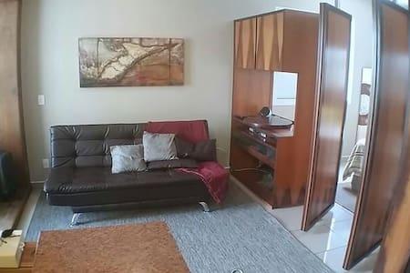 Apartamento 1 quarto próx ao Biocor - Nova Lima