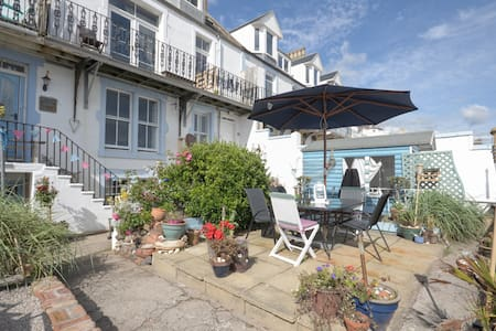 Cosy cottage home leading to beach - Lower Largo - Huoneisto