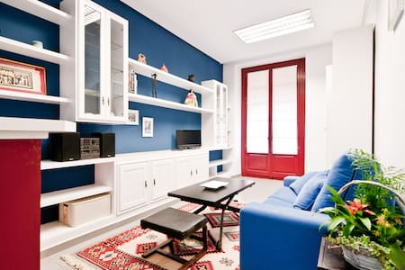 COSY BRIGHT STUDIO IN MADRID CENTRE