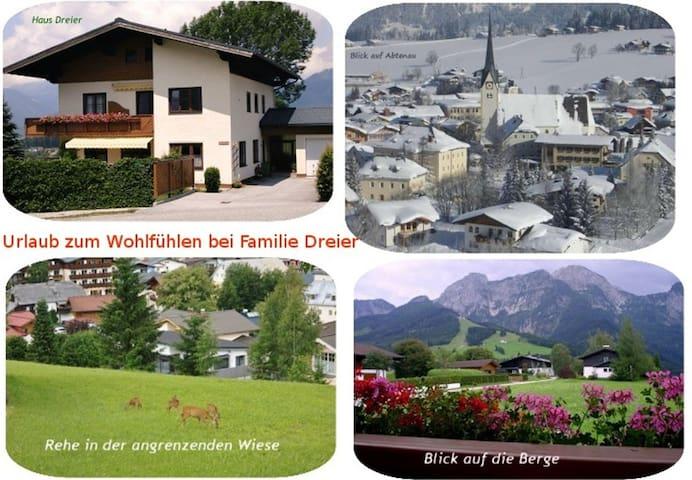 "Apartment ""Bergblick"" Haus Dreier - Abtenau  - Byt"