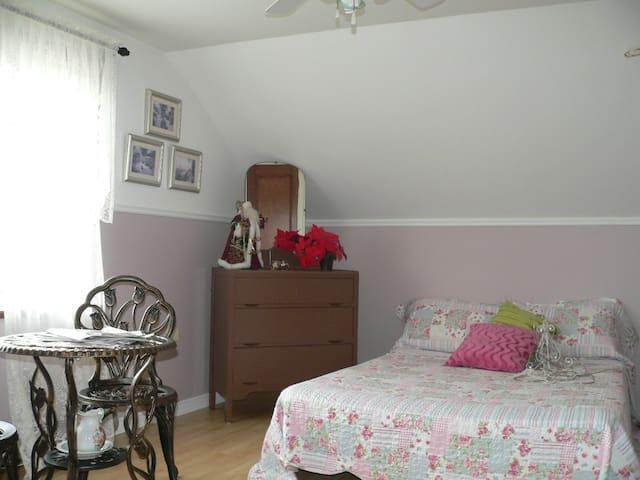 Gîte de Passant (chambre 3) - Baie-Comeau - Bed & Breakfast