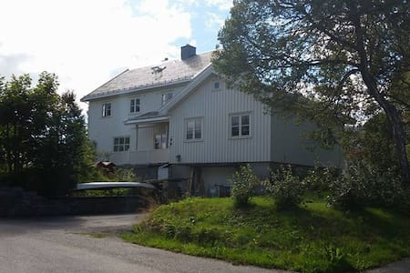 Cozy loft apartment in Sortland - Sortland - Byt